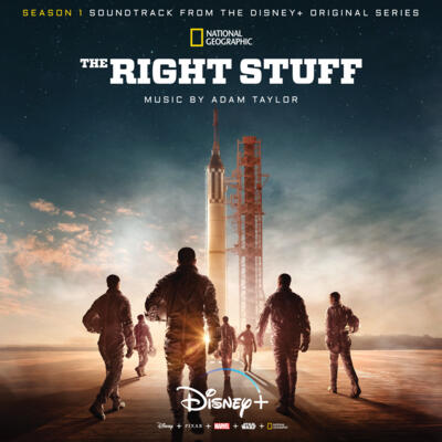 Cover art for The Right Stuff: Season 1 (Soundtrack from the Disney+ Original Series)