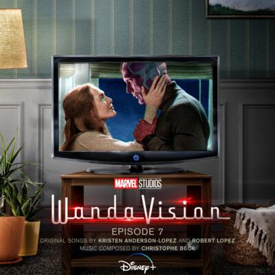Cover art for WandaVision: Episode 7 (Original Soundtrack)