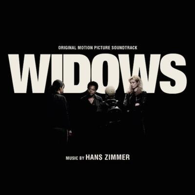 Cover art for Widows (Original Motion Picture Soundtrack)