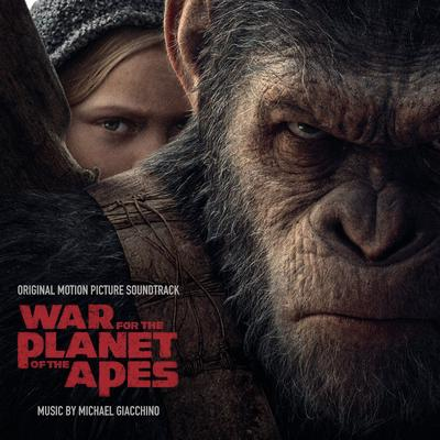 Cover art for War for the Planet of the Apes (Original Motion Picture Soundtrack)