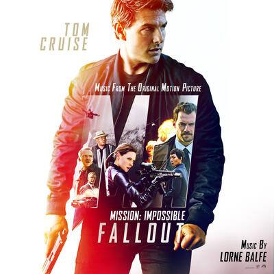 Cover art for Mission: Impossible - Fallout (Music From The Original Motion Picture)