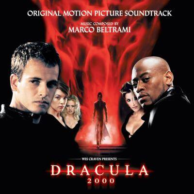 Cover art for Dracula 2000 (Original Motion Picture Soundtrack)
