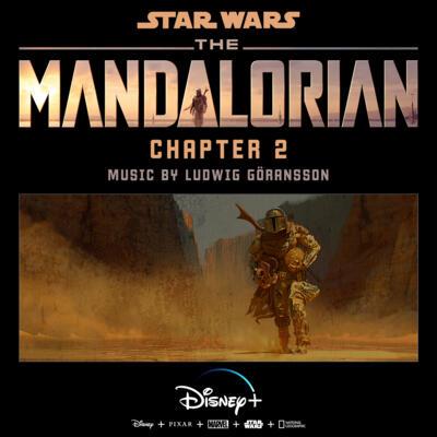Cover art for The Mandalorian: Chapter 2 (Original Score)