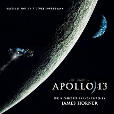Cover art for Apollo 13 (Original Motion Picture Soundtrack)