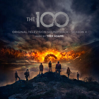Cover art for The 100: Season 4 (Original Television Soundtrack)