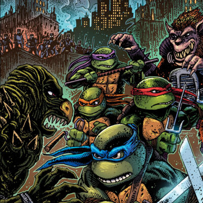 Cover art for Teenage Mutant Ninja Turtles Part II: The Secret of the Ooze (Original Motion Picture Soundtrack)