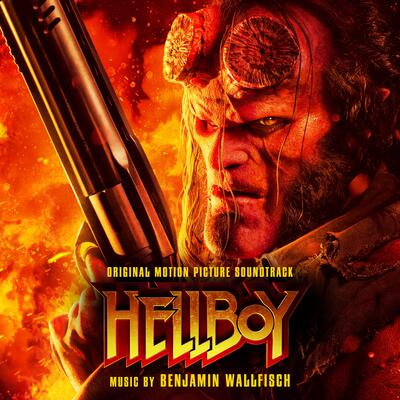 Cover art for Hellboy (Original Motion Picture Soundtrack)