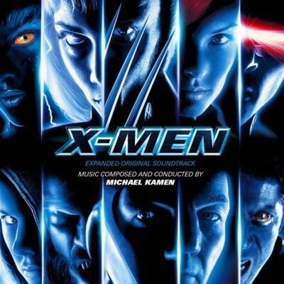 Cover art for X-Men (Expanded Original Soundtrack)