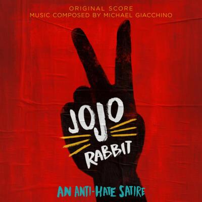 Cover art for Jojo Rabbit: An Anti-Hate Satire (Original Score)