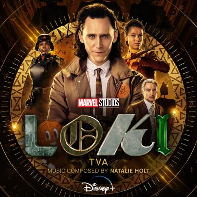 "Cover art for TVA (From ""Loki"") - Single"