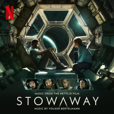 Cover art for Stowaway (Music from the Netflix Film)