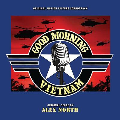 Cover art for Good Morning, Vietman (Original Motion Picture Soundtrack) / Operation Dumbo Drop (Original Motion Picture Soundtrack)
