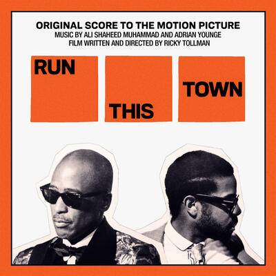 Cover art for Run This Town (Original Score to the Motion Picture)