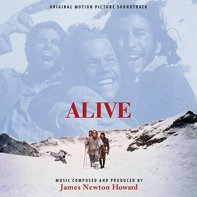 Cover art for Alive (Original Motion Picture Soundtrack)