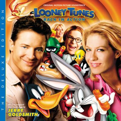 Cover art for Looney Tunes: Back In Action: The Deluxe Edition (Original Motion Picture Soundtrack)
