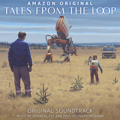 Cover art for Tales from the Loop (Original Soundtrack)