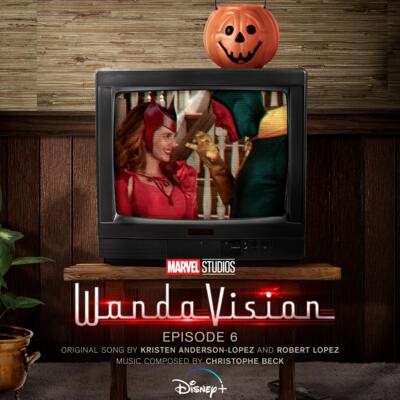 Cover art for WandaVision: Episode 6 (Original Soundtrack)