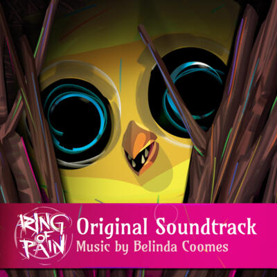 Cover art for Ring of Pain (Original Soundtrack)