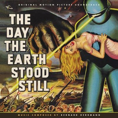 Cover art for The Day the Earth Stood Still (Original Motion Picture Soundtrack)