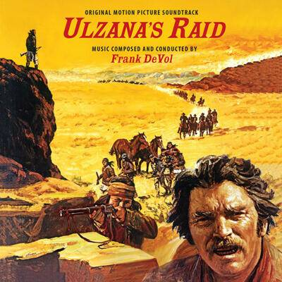 Cover art for Ulzana's Raid (Original Motion Picture Soundtrack)