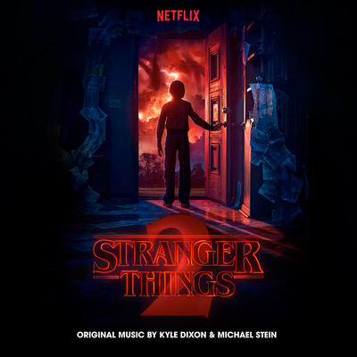 Cover art for Stranger Things 2 (A Netflix Original Series Soundtrack) (Deluxe)