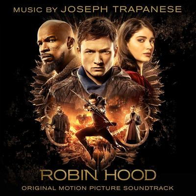 Cover art for Robin Hood (Original Motion Picture Soundtrack)