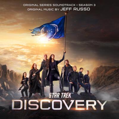 Cover art for Star Trek: Discovery: Season 3 (Original Series Soundtrack)