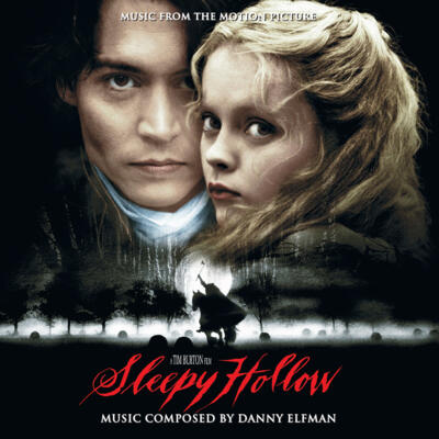 Cover art for Sleepy Hollow (Music From The Motion Picture)
