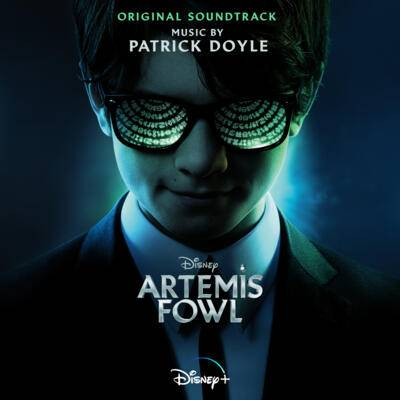 Cover art for Artemis Fowl (Original Soundtrack)