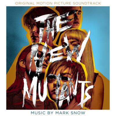 Cover art for The New Mutants (Original Motion Picture Soundtrack)
