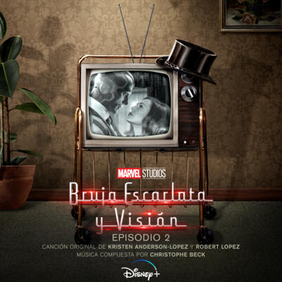 Cover art for Bruja Escarlata y Visión: Episodio 2 (Banda Sonora Original)