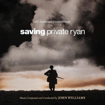 Cover art for Saving Private Ryan (20th Anniversary Limited Edition)