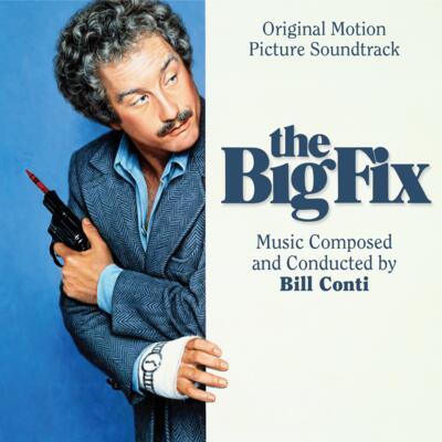 Cover art for The Big Fix (Original Motion Picture Soundtrack)