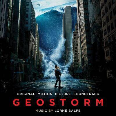 Cover art for Geostorm (Original Motion Picture Soundtrack)