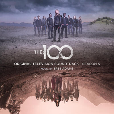 Cover art for The 100: Season 5 (Original Television Soundtrack)