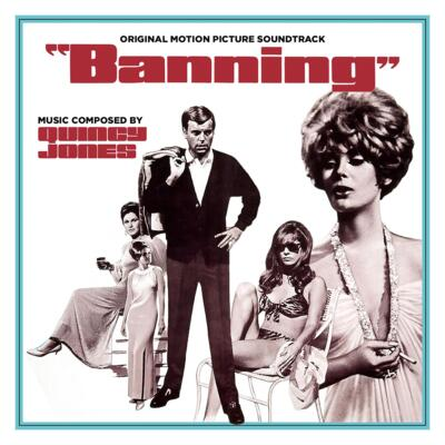 "Cover art for ""Banning"" (Original Motion Picture Soundtrack)"
