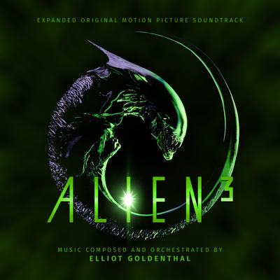 Cover art for Alien³ (Expanded Original Motion Picture Soundtrack)