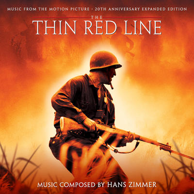 Cover art for The Thin Red Line: 20th Anniversary Expanded Edition (Music from the Motion Picture)