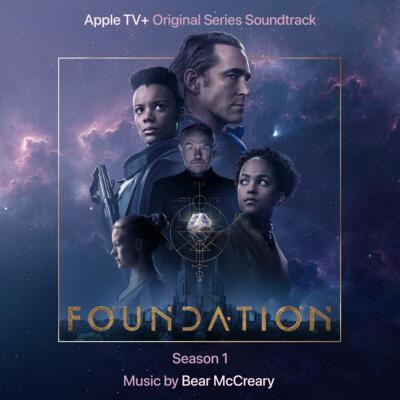 Cover art for Foundation: Season 1 (Apple TV+ Original Series Soundtrack)