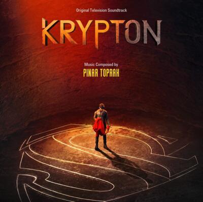 Cover art for Krypton (Original Television Soundtrack)