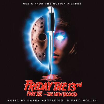 Cover art for Friday the 13th Part VII - The New Blood (Music From The Motion Picture)