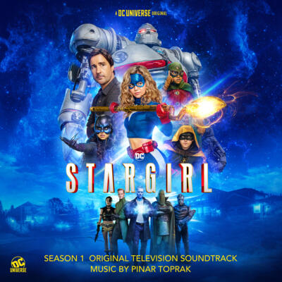 Cover art for Stargirl: Season 1 (Original Television Soundtrack)