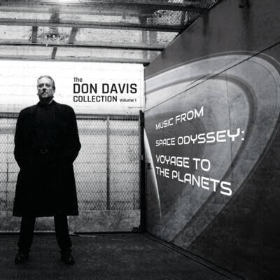 Cover art for The Don Davis Collection, Vol. 1 - Music From Space Odyssey: Voyage to the Planets