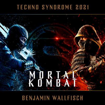 Cover art for Techno Syndrome 2021 (Mortal Kombat) - Single