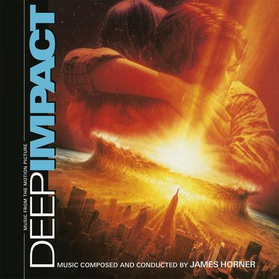 Cover art for Deep Impact (Music From The Motion Picture) (Flaming (Solid Yellow & Solid Orange Mixed) Coloured Vinyl)