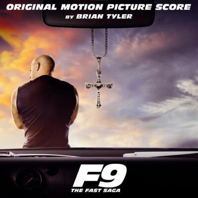 Cover art for F9 (Original Motion Picture Score)