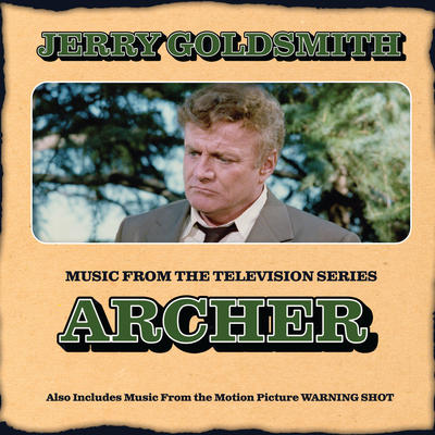 Cover art for Archer (Music from the Television Series) / Warning Shot (Music from the Motion Picture)