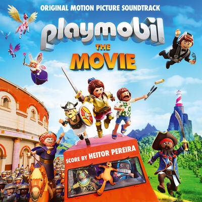 Cover art for Playmobil: The Movie (Original Motion Picture Soundtrack)