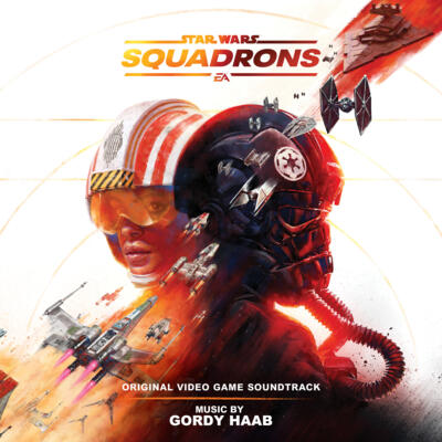 Cover art for Star Wars: Squadrons (Original Video Game Soundtrack)