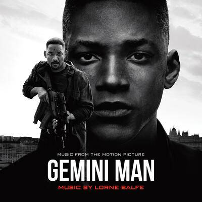 Cover art for Gemini Man (Music From The Motion Picture)